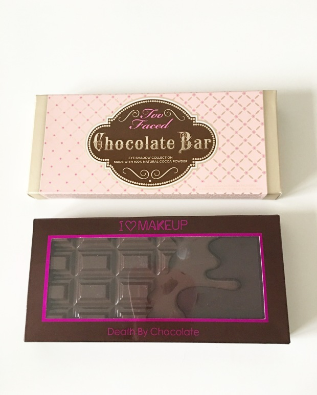 Too Faced Chocolate Bar Outer packaging.JPG