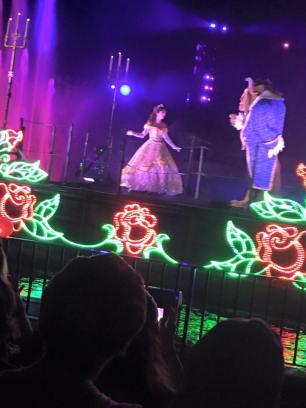 Disney Hollywood Studios Fantasmic