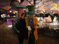 Disney Magic Kingdom Mad Hatter