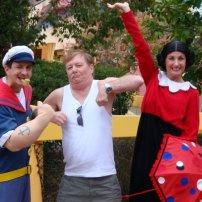 Universal Studios Popeye