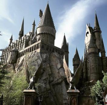 Wizarding World of Harry Potter Hohwarts