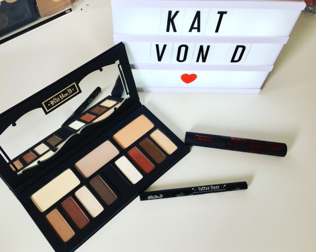 Kat Von D Beauty brand focus