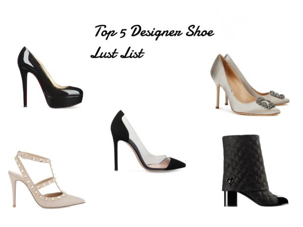 59f292e1d0 Luxury Wishlist – Five Designer Heels | Little Luxuries by Lynsey