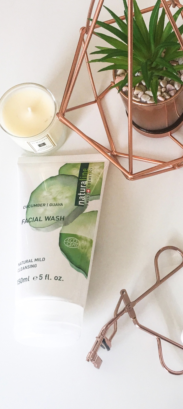 Naturaline Cucumber and Guava Facial Wash